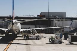 Aircraft ground handling services